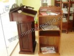 Model Mimbar Podium Jepara Kode ( MM 105 )