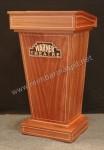 Desain Podium Minimalis Kayu Jati Jepara Kode ( MM 032 )