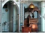 Mimbar Masjid Paka Atap Kubah Kode ( MM 042 )